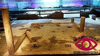 Visitas guiadas antiquarium huellas imperiales