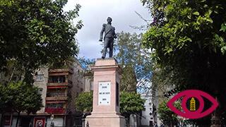 Ruta cuarteles militares Sevilla