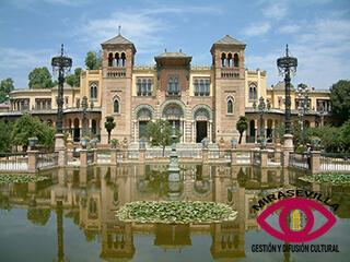 Visita museo arte costumbres populares