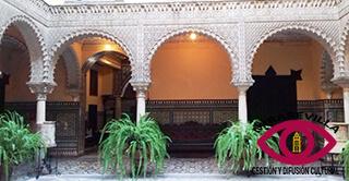 Visitas guiadas palacio de la duquesa de Lebrija