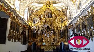 Visita iglesia de san luis de los Franceses